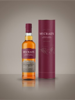 Single Malt Scotch Whisky branding and packaging