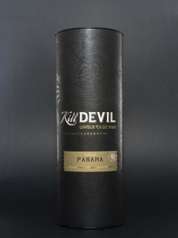 Single Malt Rum branding and packaging design